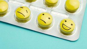 Лечение нейротропными и психотропными препаратами