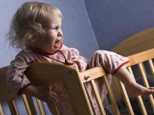 Ночной плач ребенка- симптом синусовой аритмии