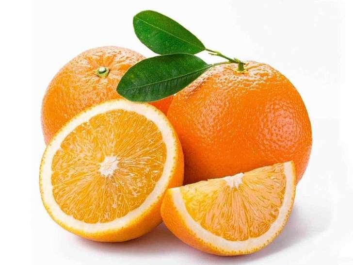 Апельсины содержат хорошие углеводы