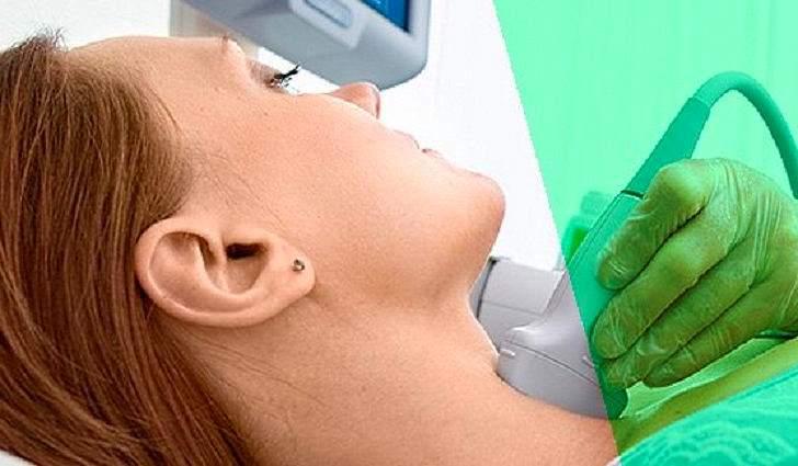 Диагностика заболевания щитовидной железы