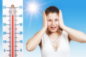 Дискомфорт от жары