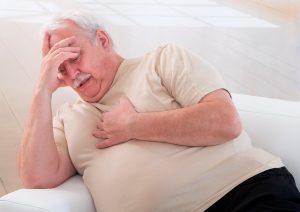 Гипертония у больных ожирением