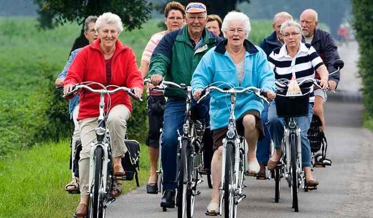 Изменение образа жизни - лучший способ борьбы со старостью