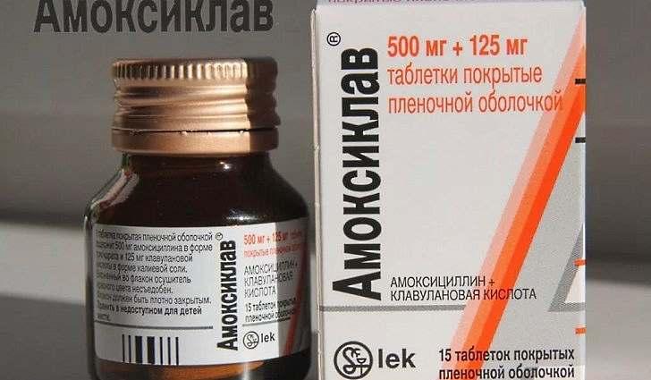 Эффективные антибактериальные препараты против ангины