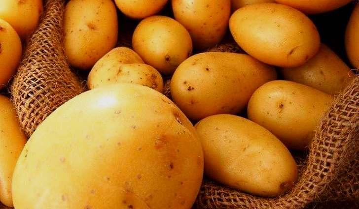 Картофель богат хорошими углеводами
