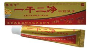 Китайская крем-мазь от псориаза
