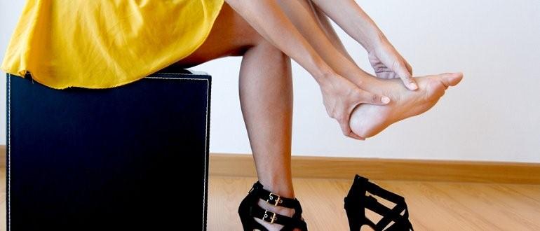 Косточки на ногах - причины развития, лечение