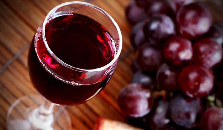 Красное вино для усиления иммунитета