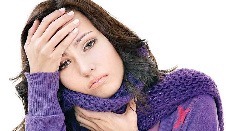 Редька лечит болезни горла