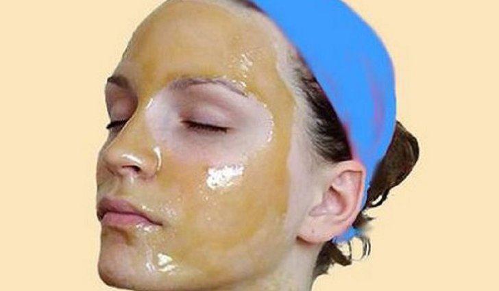 Льняные маски для волос и лица