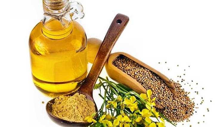 Метод получения горчичного масла