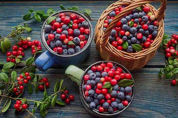 Натуральные витамины и микроэлементы для укрепления иммунитета