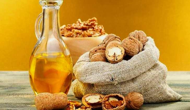 Ореховое масло источник витаминов