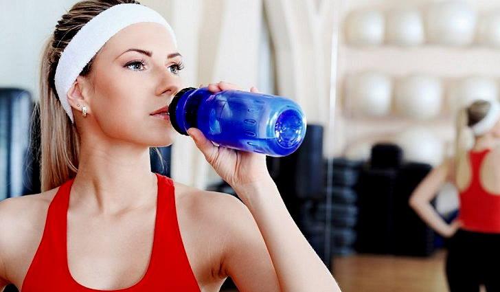 Питьевой режим важен при высоком гемоглобине