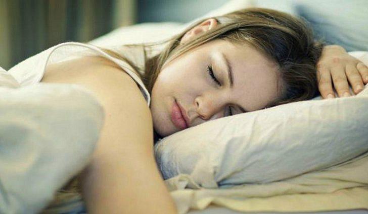 Полноценный сон снижает давление