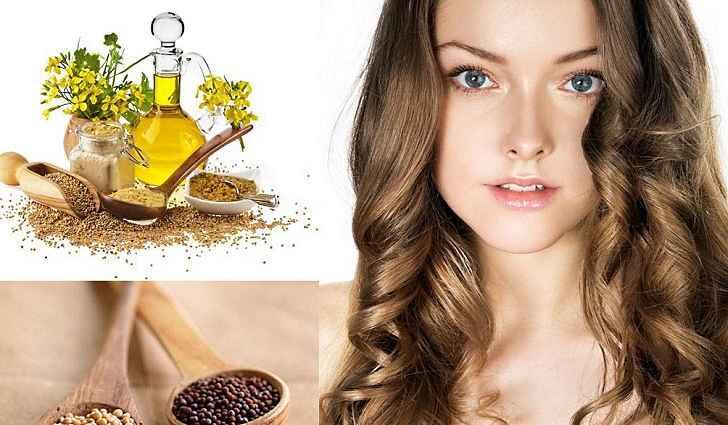Применение горчичного масла в косметике