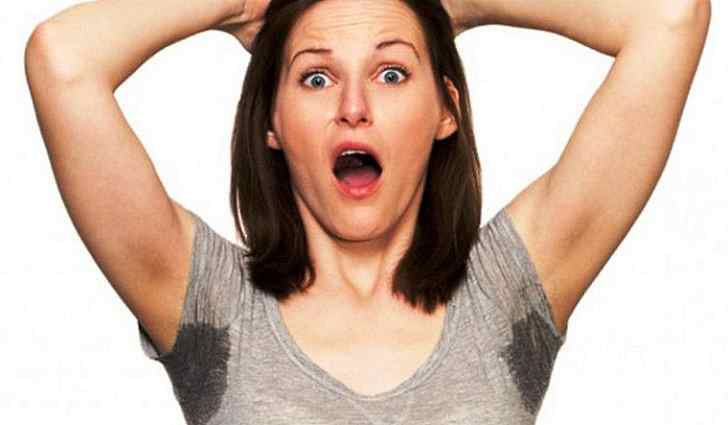 Повышенная потливость у женщин причины и лечение