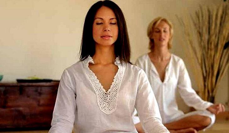 Правила проведения упражнения для успокоения нервов