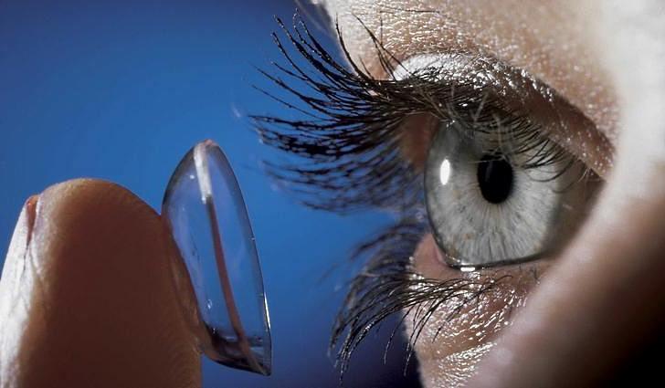 Проблемы зрения