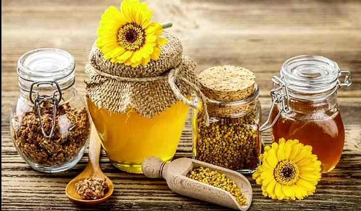 Продукты пчеловодства, богатые витаминами