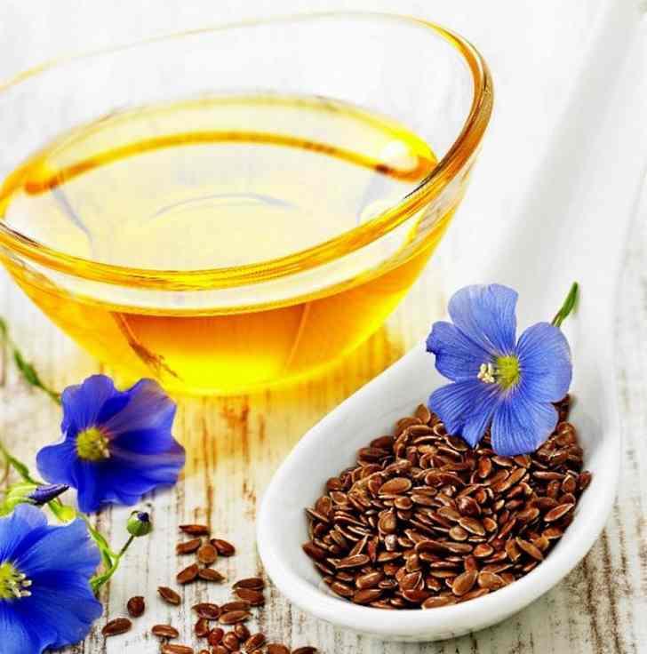 Семена льна и льняное масло при климаксе