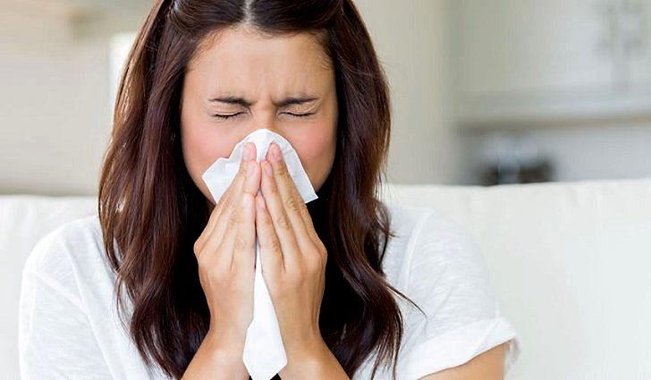 Симптомы грибковой аллергии