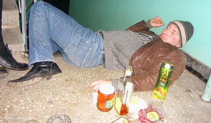 Симптомы пьянства