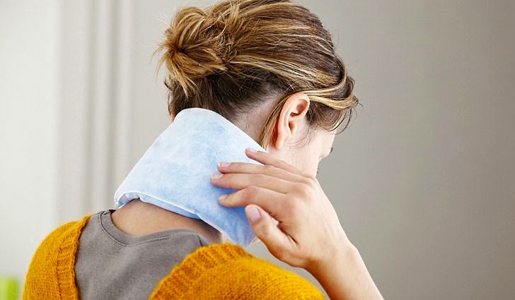 Симптомы шейного миозита