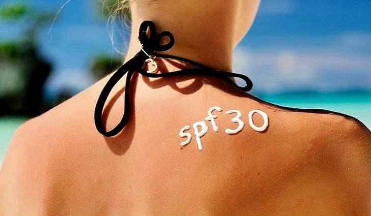 SPF фактор