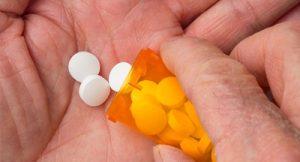 Таблетки от разноцветного лишая
