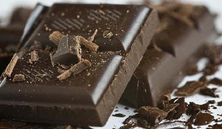 Темный шоколад укрепляет иммунитет