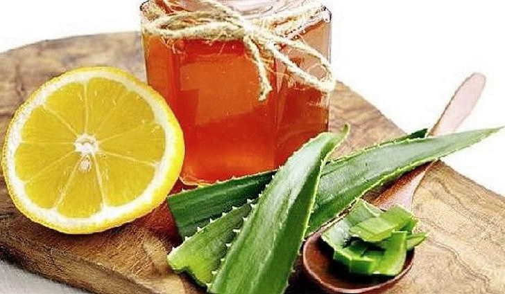 Алоэ, лимон и мед в рецепте лечения стенокардии