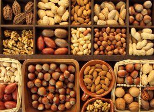 Орехи при сердечной недостаточности