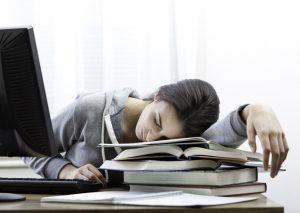Чувство постоянной усталости