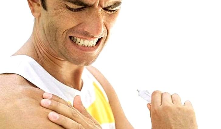 Что «отражается» при боли в плече?