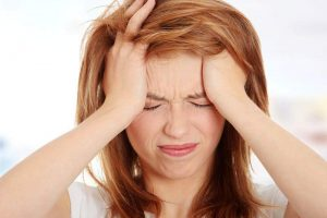 Головная боль при повышенном давлении