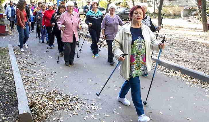 Полезная ходьба после перенесенного инсульта