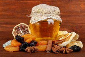 Мед и сухофрукты при сердечной недостаточности
