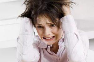 Частые стрессовые ситуации