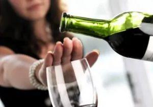 Отказ от алкогольной продукции