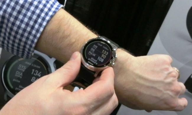 измерить давление браслетом