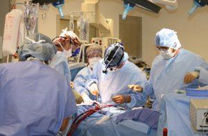 Помощь кардиохирургов