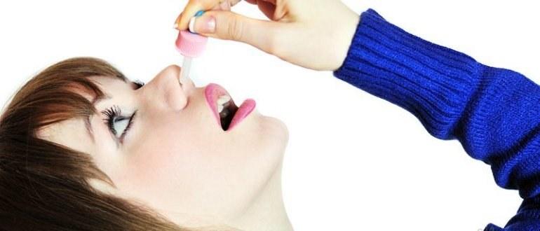 Лечение полипов носу в домашних условиях