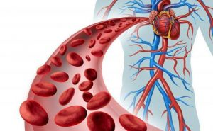 нарушенное функционирование артерий