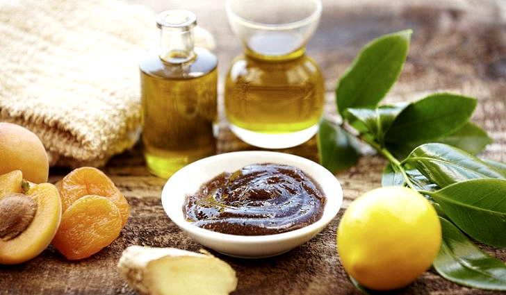 Мед и растительное масло в рецепте лечения плеврита