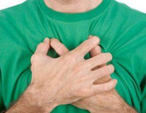 Ощущение громкого сердцебиения