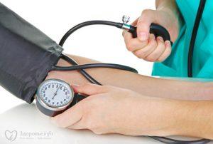 Регулярное измерение артериальное давление