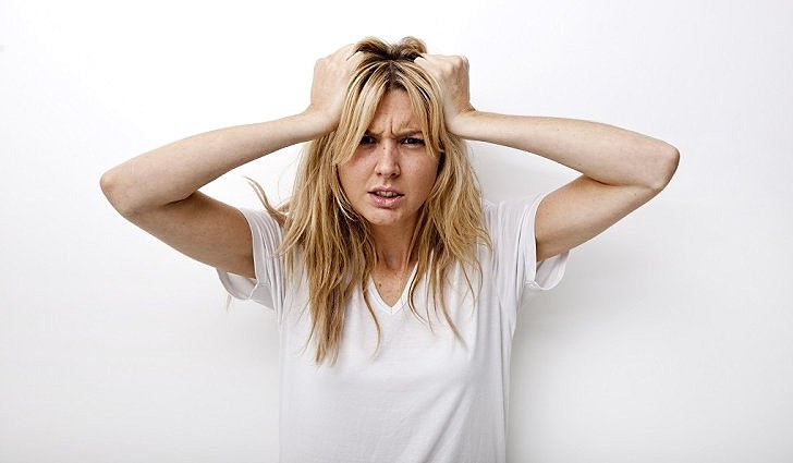 Предменструальный синдром у женщин