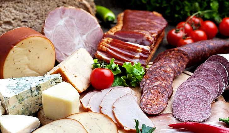 Продукты, повышающие артериальное давление