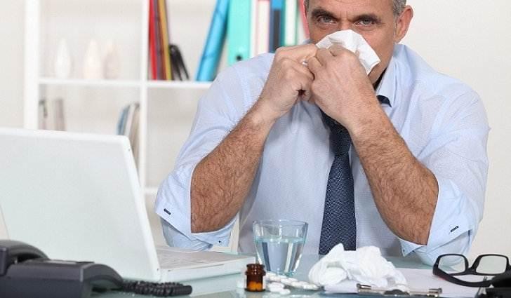 Насморк, другие симптомы гриппа